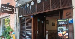 Bar-Cafetería La Rambla