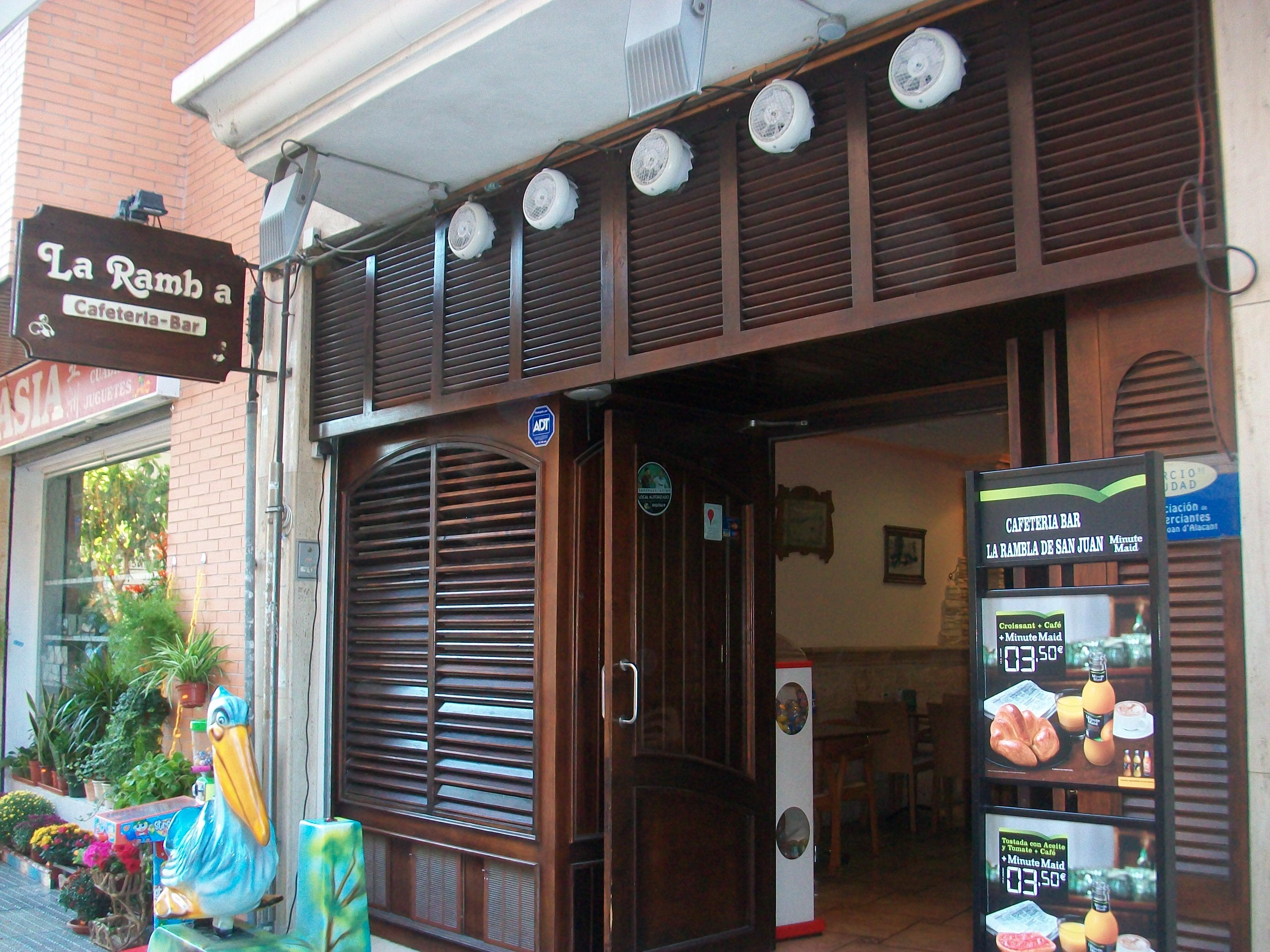 Bar Cafetería La Rambla