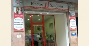 ELECTRO JJ SAN JUAN
