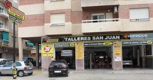 TALLERES SAN JUAN CONFORT AUTO