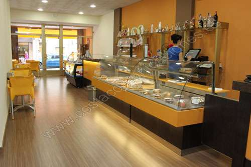 Cafetería Heladería Xixona