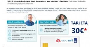 Oferta comercial Grupo Martí