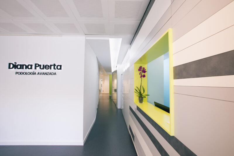 Clinica podológica Diana Puerta