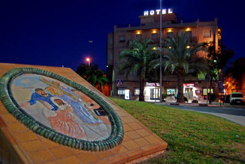 Hotel Restaurante Santa Faz