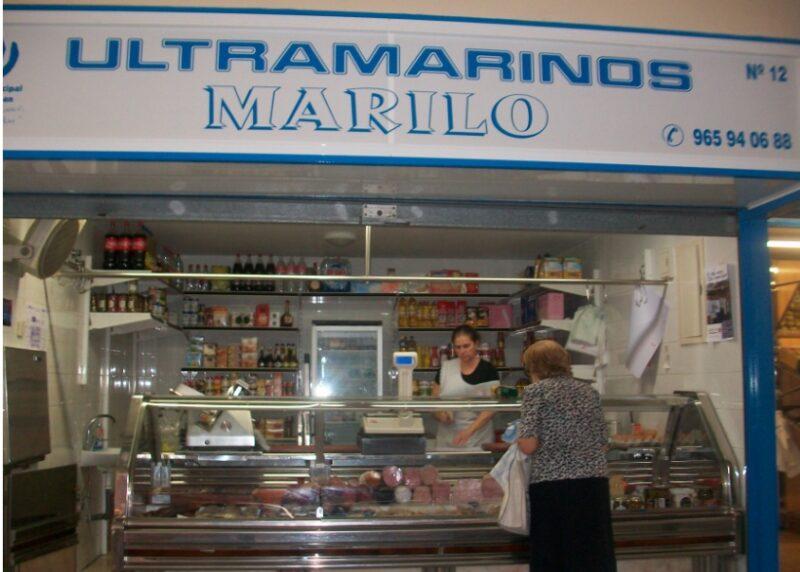 Ultramarinos Mariló